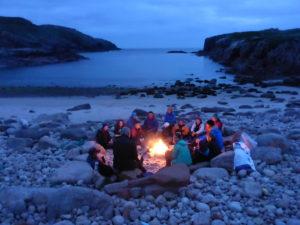 Midsummer Gola Island Trip-